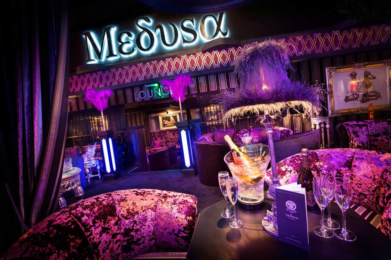 Medusa Lodge Burlesque...